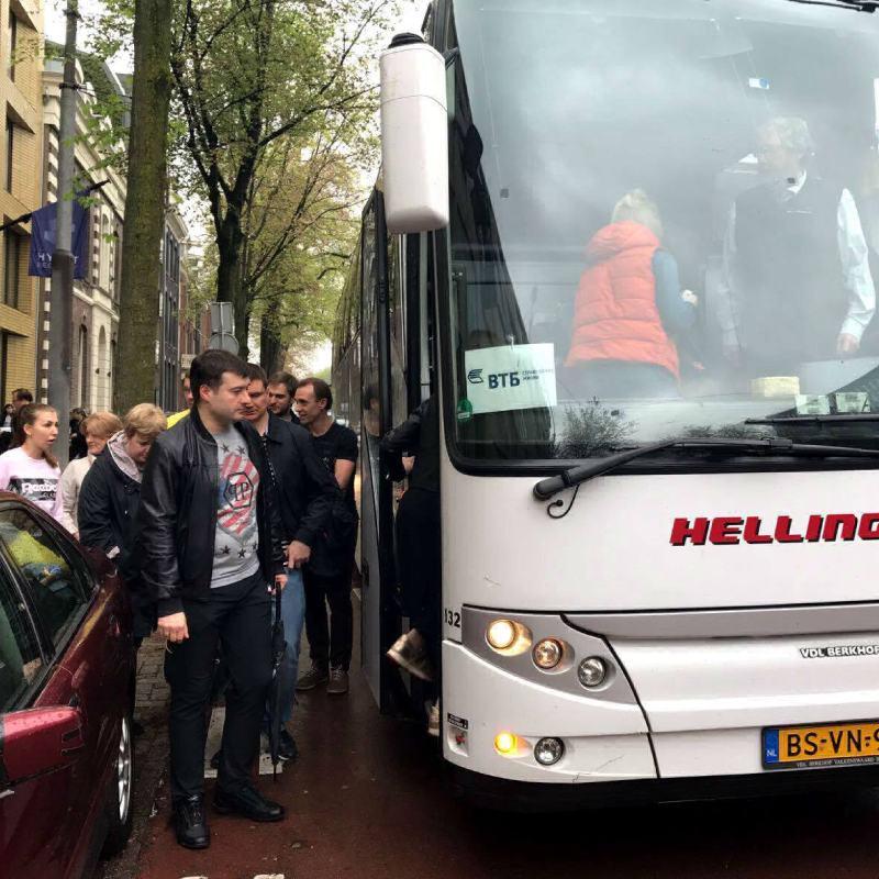 Инсентив-тур в Амстердам для банка «ВТБ»