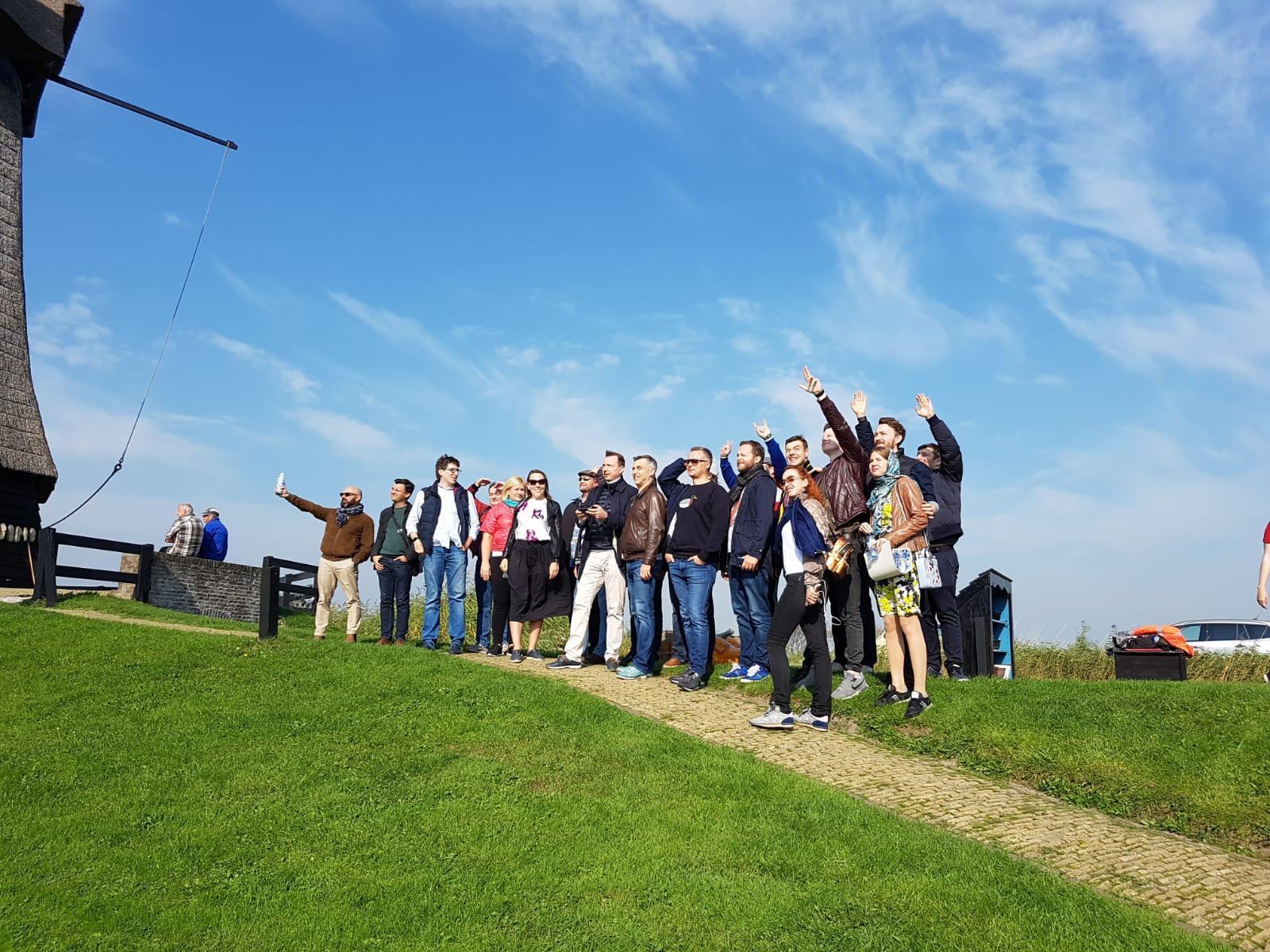 Нидерланды Инсентив-поездка для менеджеров «ВТБ» банка