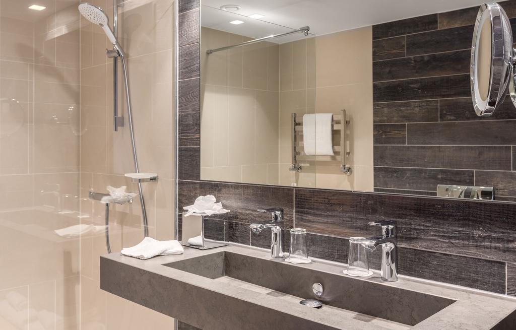 ванная комната отель Амстердам Краснопольски