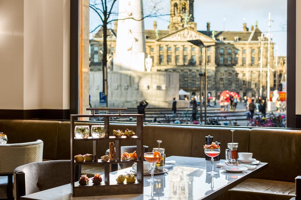 отель Амстердам Krasnopolsky вид на дворец