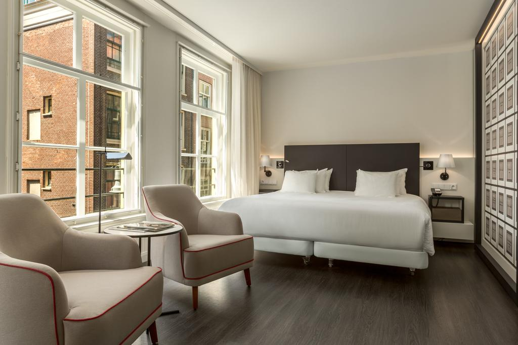 отель Амстердам NH Barbizon Palace