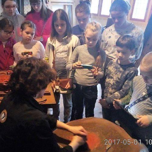 дом-музей Рембрандта мастер-класс