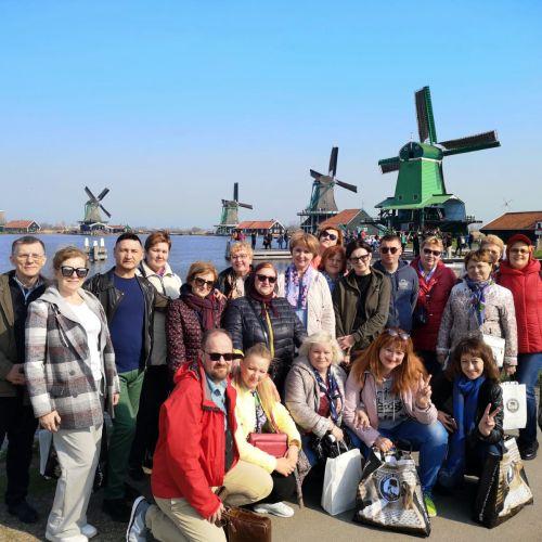 Нидерланды деловая поездка