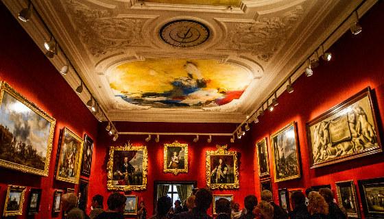 музей Мауритсхауз Гаага Нидерланды