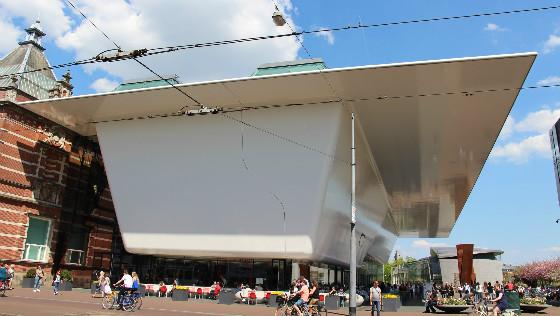 музей Амстердам Stedelijk
