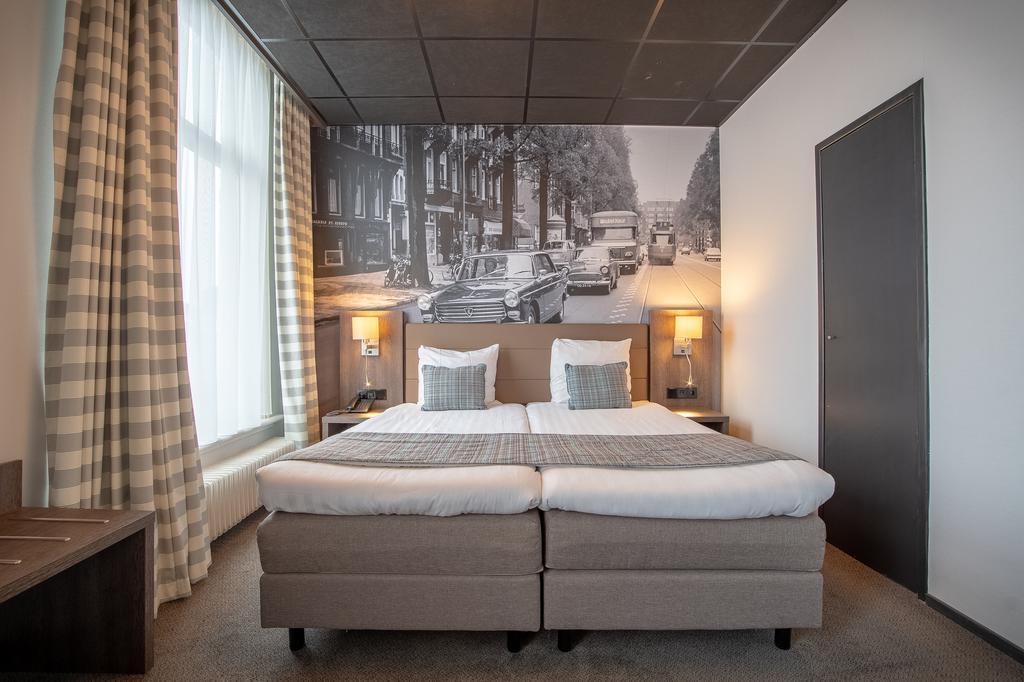 отель Cornelisz Амстердам комната
