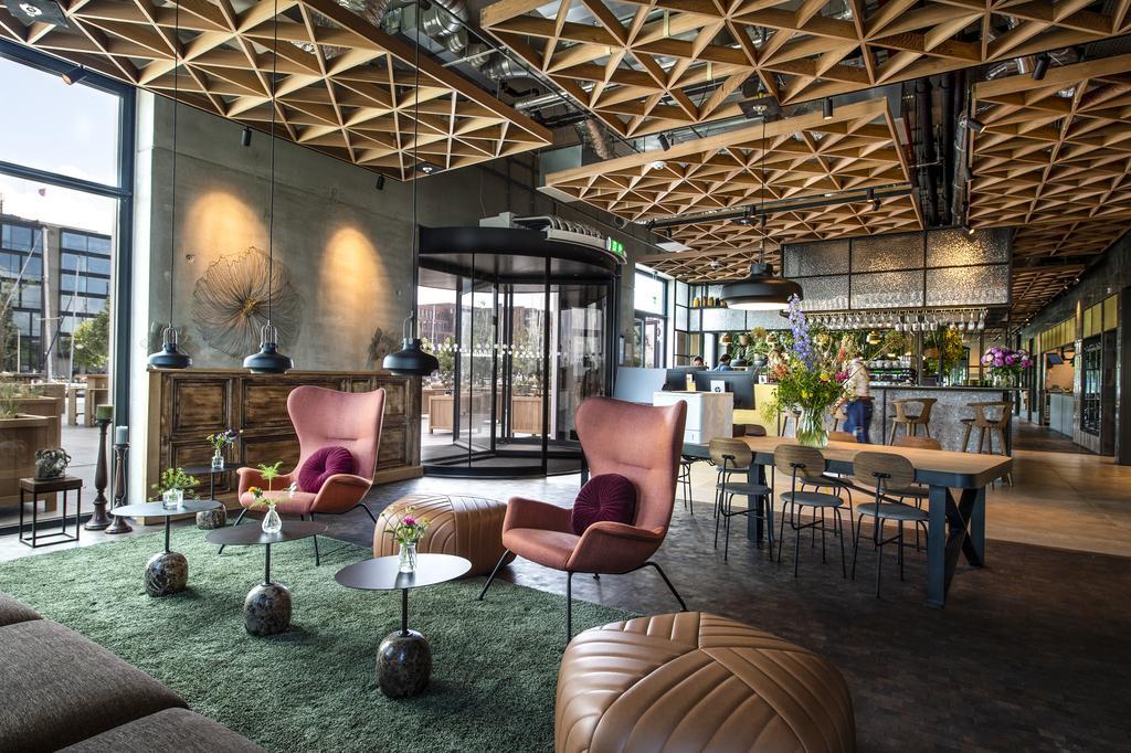 отель Four Elements Amsterdam