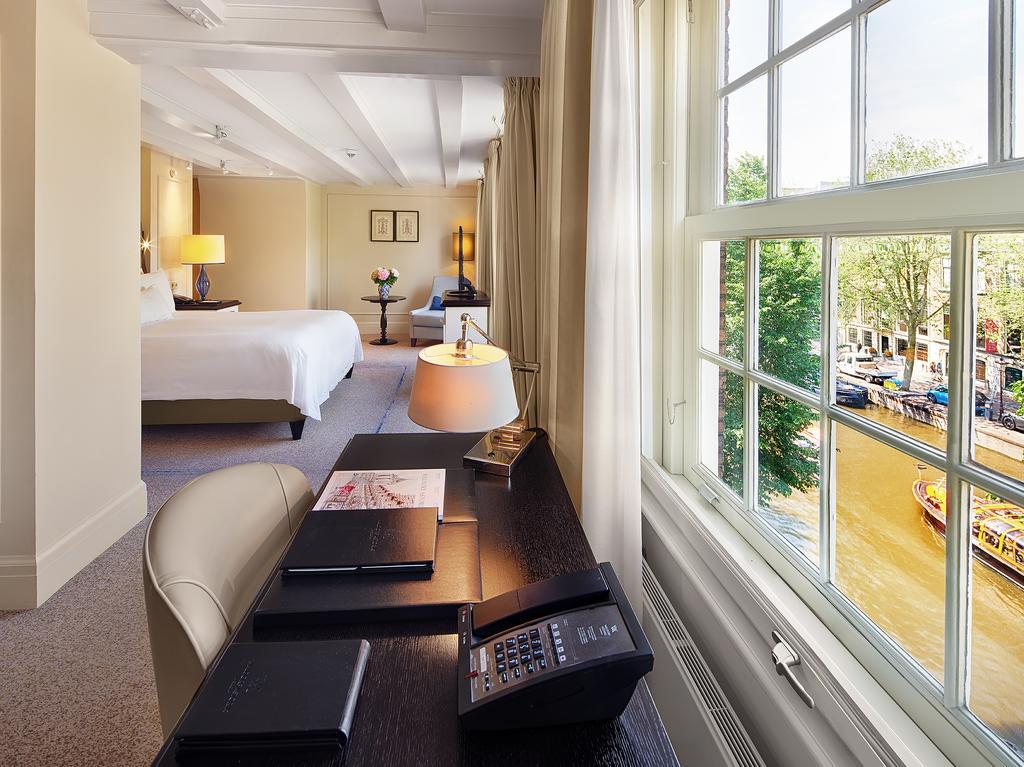 отель Waldorf Astoria Amsterdam номер