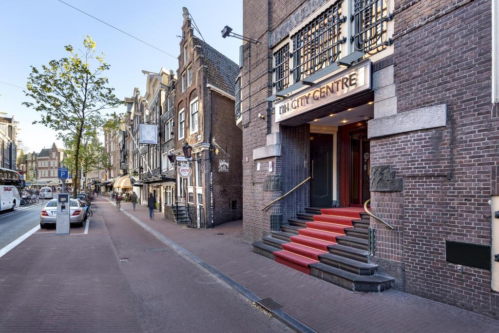 отель Амстердам NH City Center вид снаружи