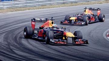 Formula 1 в Нидерландах в 2021 году