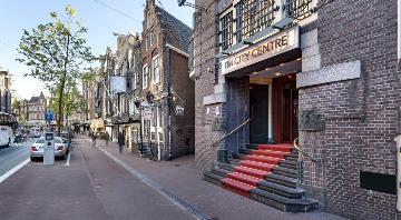отель NH City Center Амстердам