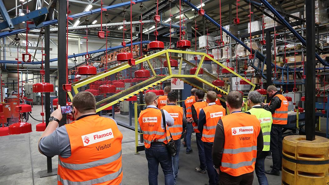 посещение предприятий Нидерланды