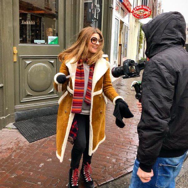 Жизнь Других Жанна Бадоева съемки Амстердам