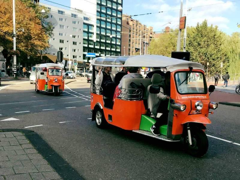 туроператор Нидерланды организация корпоративных туров