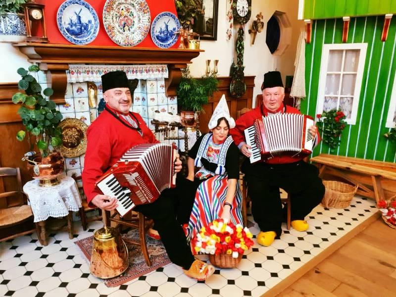 Нидерланды Корпоративный тур для менеджеров компании «Санта-Бремор»