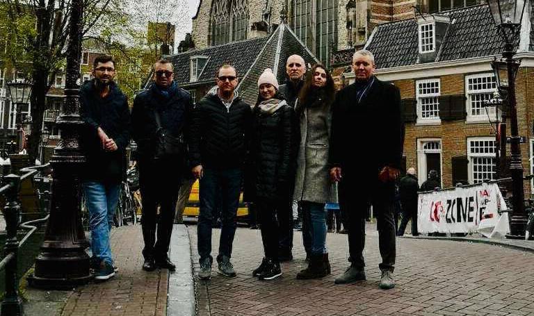 корпоративный тур Нидерланды Транснефть-Балтика