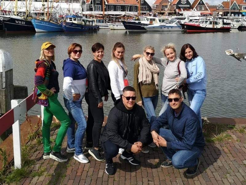 деловая поездка Нидерланды Амстердам