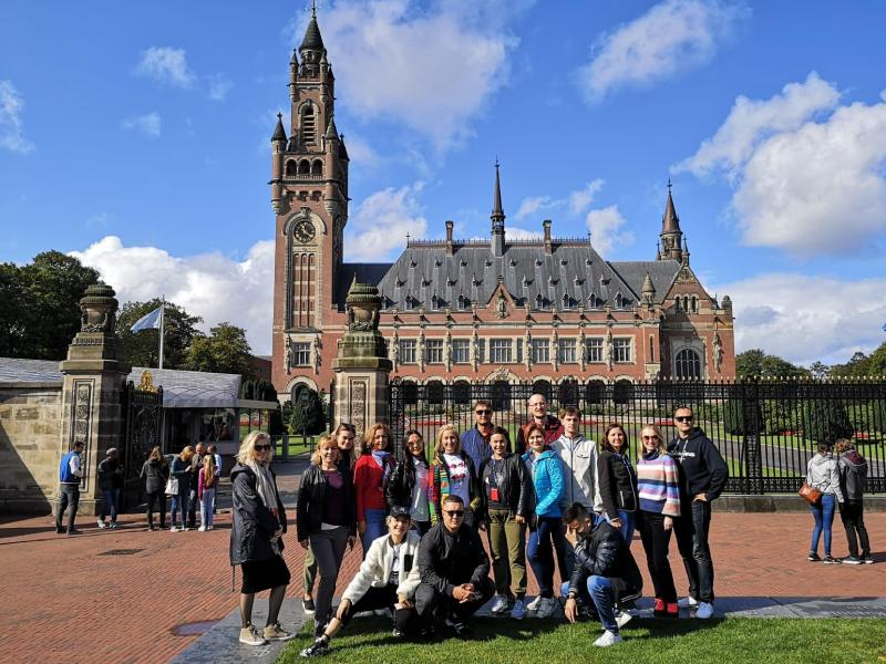 корпоративная поездка Нидерланды Амстердам