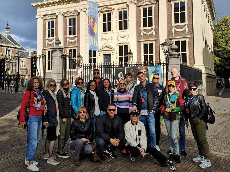 программа делового тура Нидерланды Амстердам