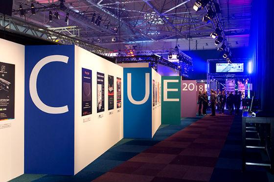CUE выставка Нидерланды