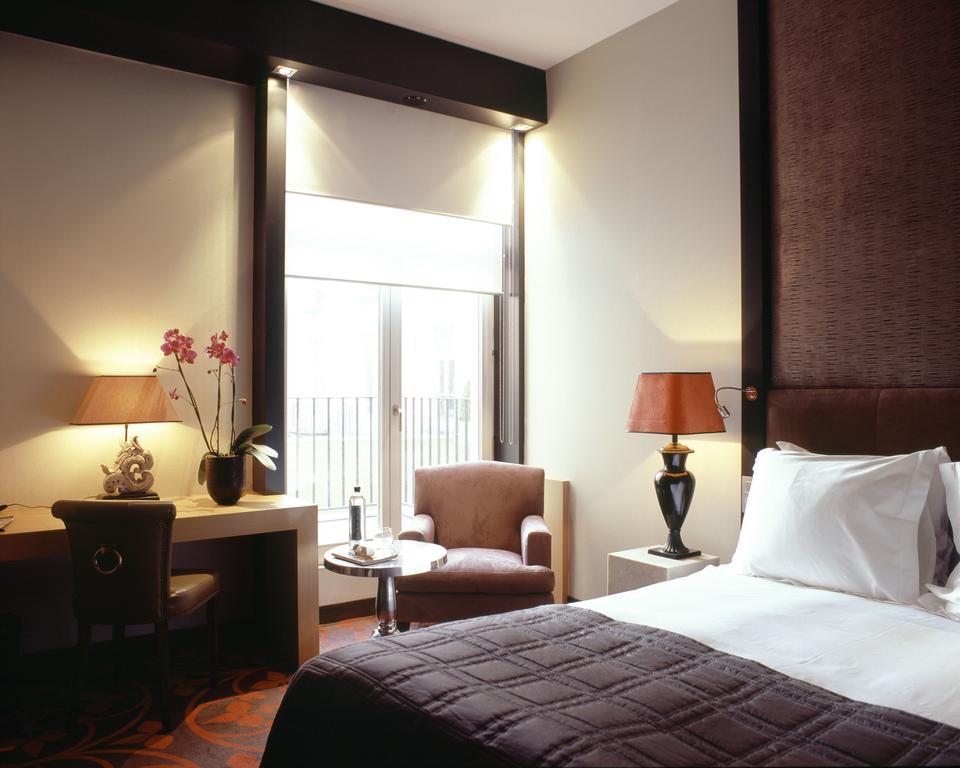 Отель Dominican Брюссель номер