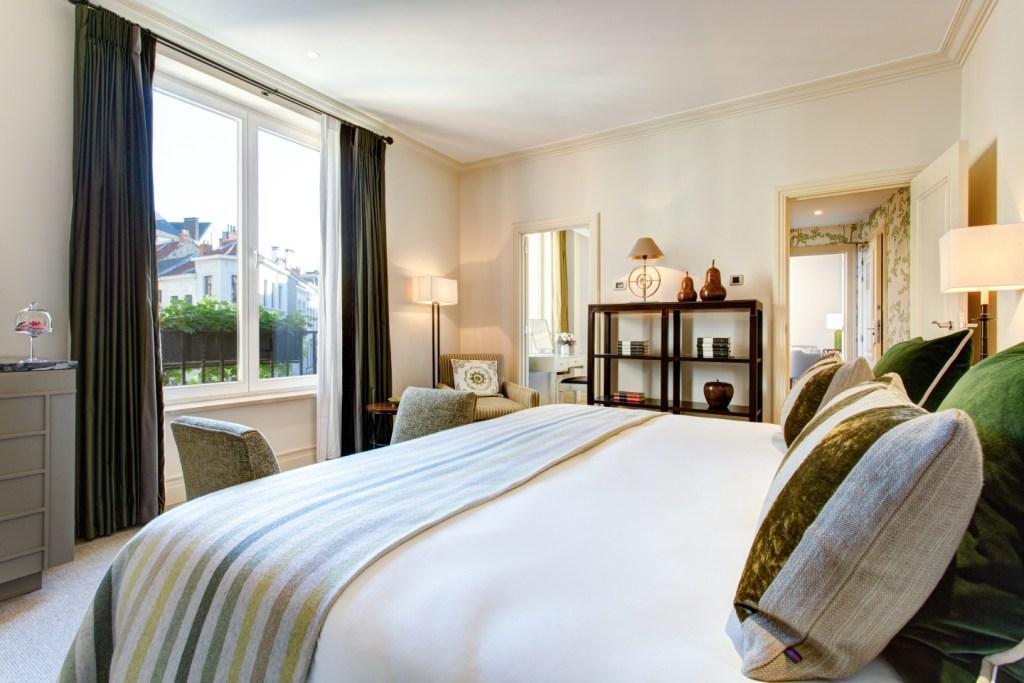 Отель Amigo Брюссель комната