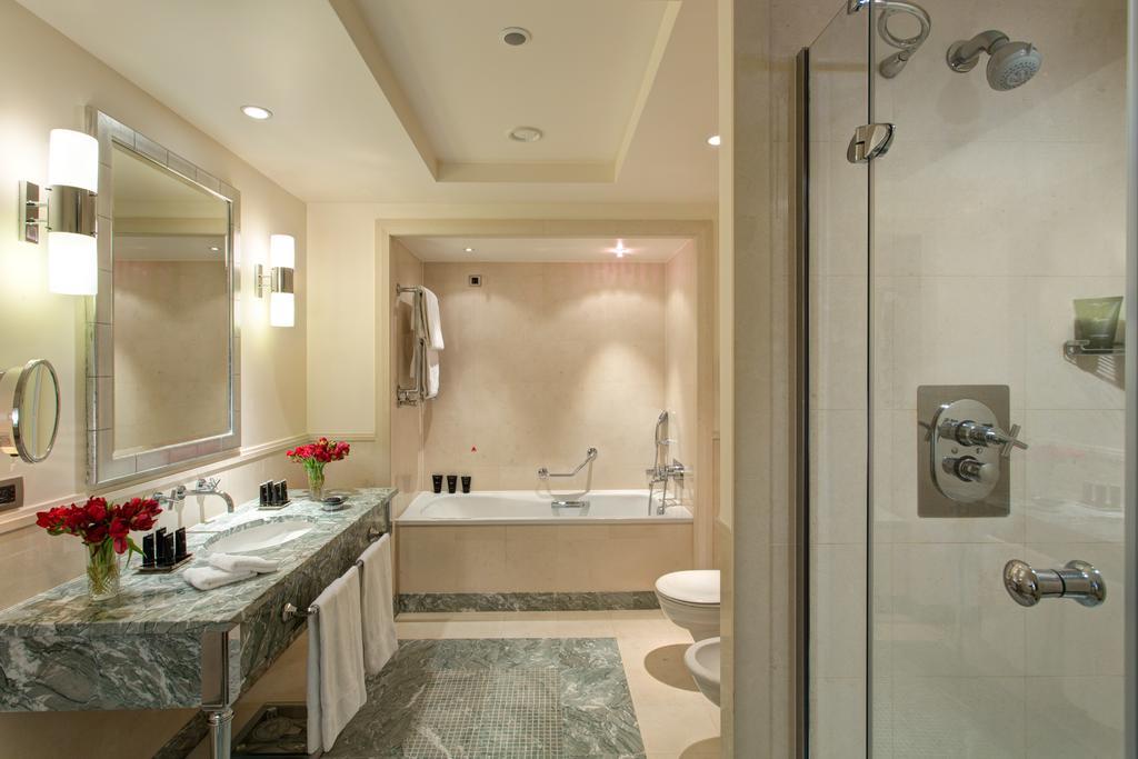 Отель Amigo Брюссель ванная