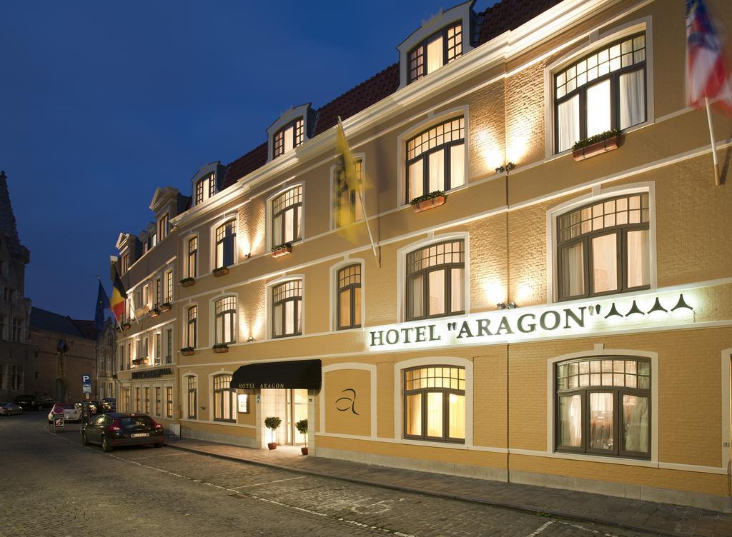 Отель Aragon Брюгге
