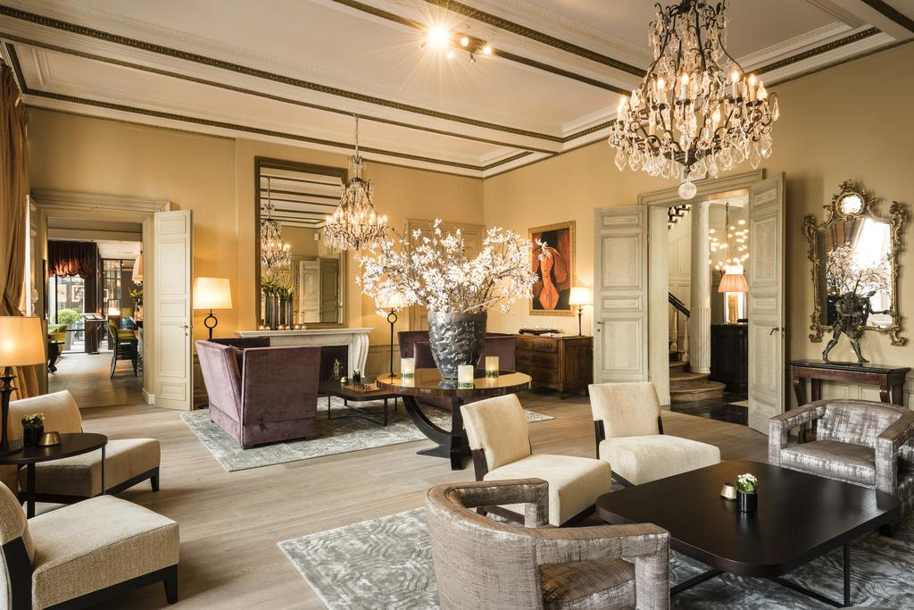 Отель Dukes Palace Брюгге