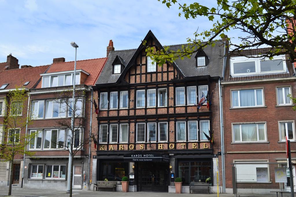 Floris Karos отель Брюгге