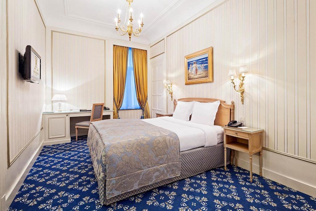 отель Metropole Брюссель номера