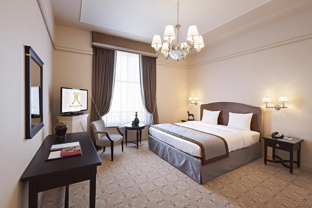 отель Metropole Брюссель комната