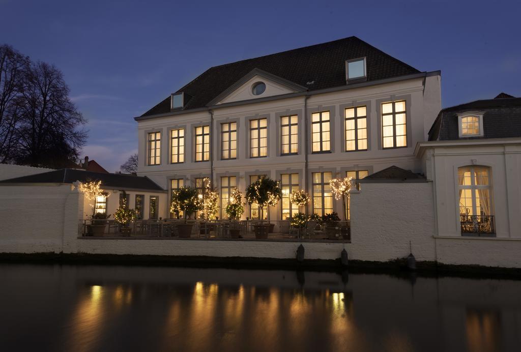 отель Брюгге Van Cleef здание