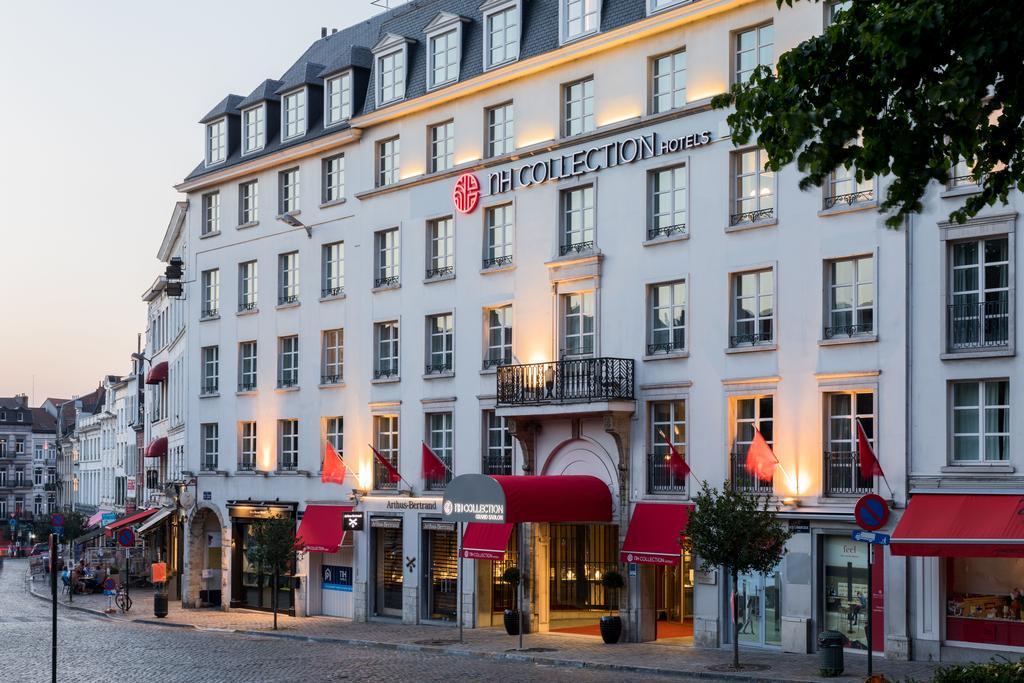 NH Grand Sablon отель Брюссель здание