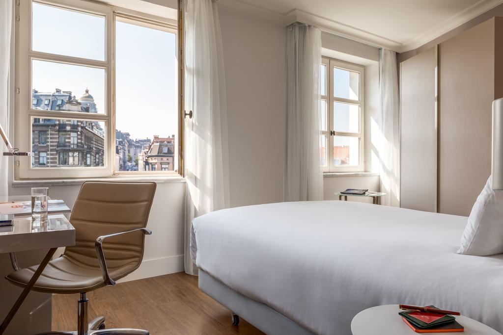 NH Grand Sablon отель Брюссель номера