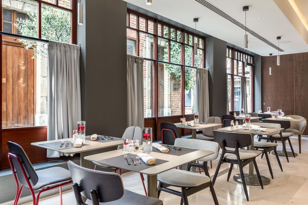 NH Grand Sablon отель Брюссель ресторан