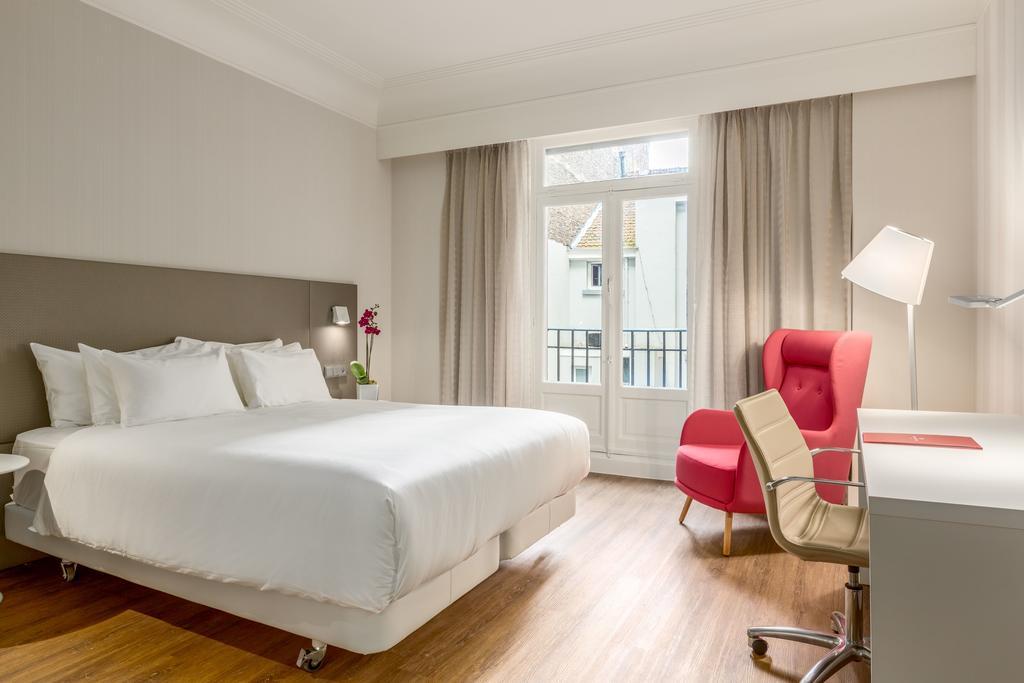 NH Brussel Centre отель Брюссель номера