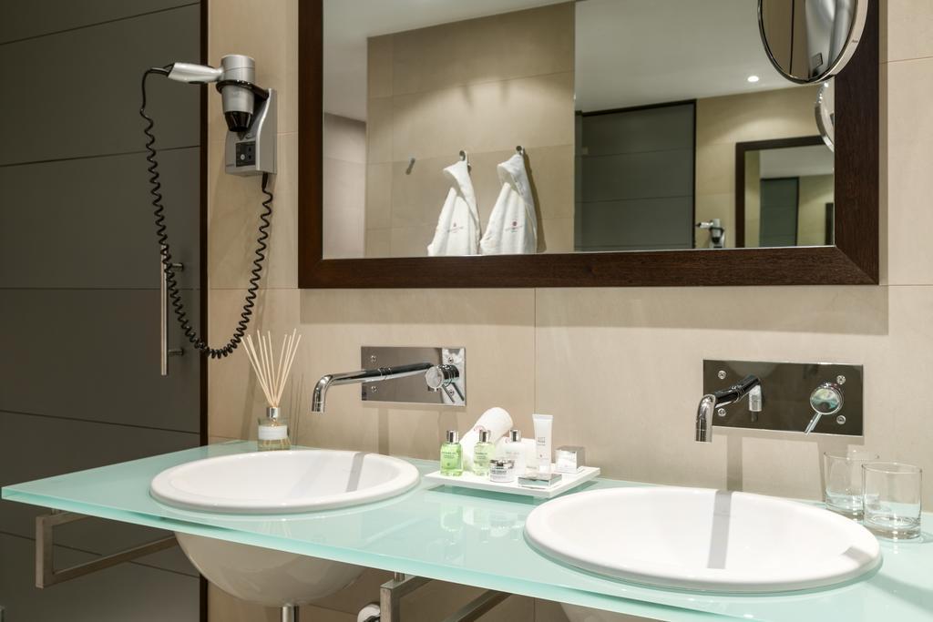 NH Brussel Centre отель Брюссель ванная