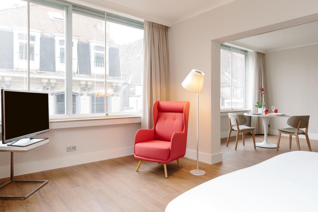 NH Brussel Centre отель Брюссель номер