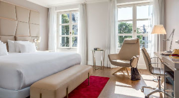 NH Grand Sablon отель Брюссель