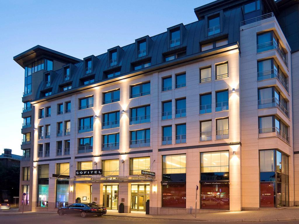 отель Sofitel Брюссель