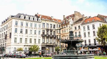Pillow Hotel Брюссель Бельгия