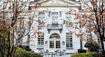 Pillows Hotel Гент Бельгия