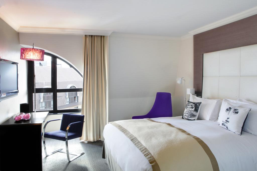 отель Sofitel Brussels Le Louise Брюссель комната