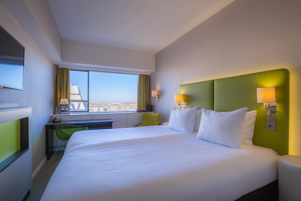 Thon Hotel Брюссель Бельгия номер