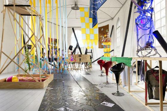 выставка Unfair Amsterdam