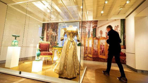 выставка Эрмитаж Амстердам