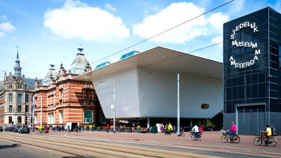 Stedelijk museum Амстердам