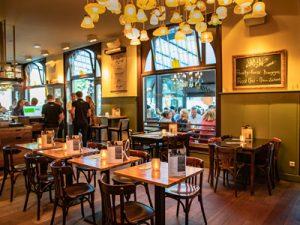 Ресторан Loetje Амстердам