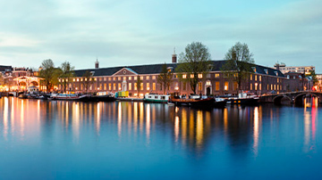Музей Эрмитаж в Амстердаме